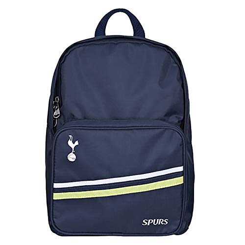 Tottenham Hotspur Kid's Rucksack Bag, Navy Blue, 23 x 33 x 11cm