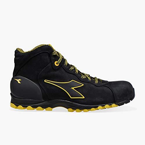 Diadora Utility 701.175298 Beat DA2 Mid S3 HRO SRC - Zapatos de seguridad altos, color negro, talla 48