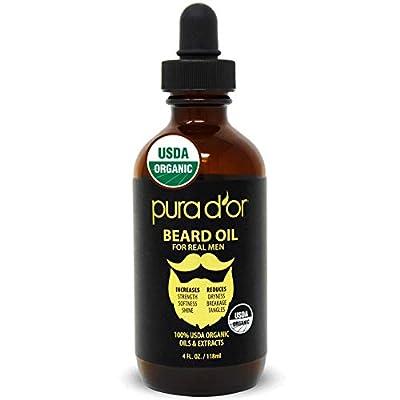 PURA D'OR Beard Oil