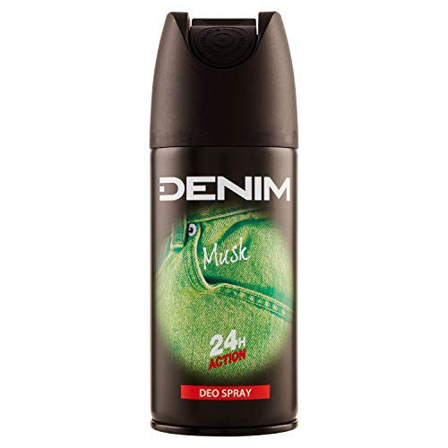 Denim Musk Deo Spray 150 ml