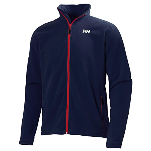 Helly Hansen Herren Daybreaker Fleece Jacket Fleecejacke, Navy, 5XL
