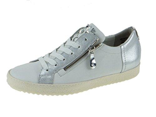 Paul Green Damen Sneaker Ballerina 4428-059 weiß 234637