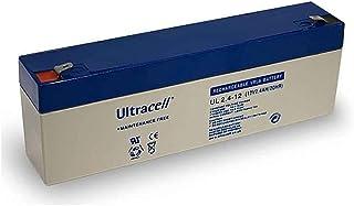 بطارية من التراسيل (UL2.2-12) حمض الرصاص محكم الغلق