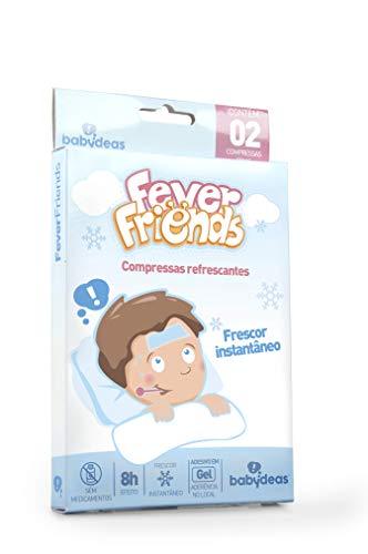 Fever Friends - Compressas Antitérmicas, Babydeas