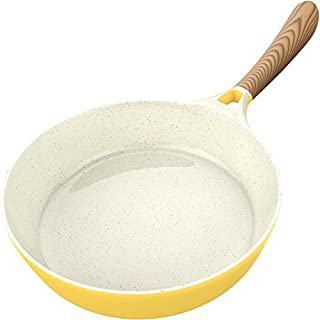 Vremi 9 Inch Ceramic Nonstick Fry Pan