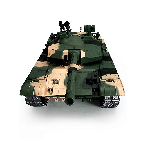 Tletiy RC Tanque Pesado de 2,4 GHz 1/16 Escala de China T99...