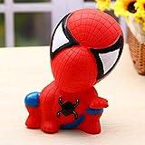 ZHPBHD Cute Spiderman Hucha, no Tiene Miedo de Caer Vinilo Hucha