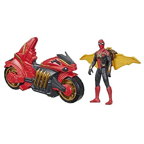 Spider-Man SPD 3 Movie 6IN Figure and Vehicle SPY