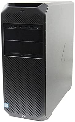 HP Oakland Mall Z6 G4 Workstation - Intel 1.8Ghz Xeon OFFicial shop 19 4108 8-Core Silver