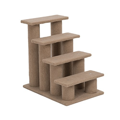 PawHut Autositz mehrstufige Kratzbaum Katze Baum Climber