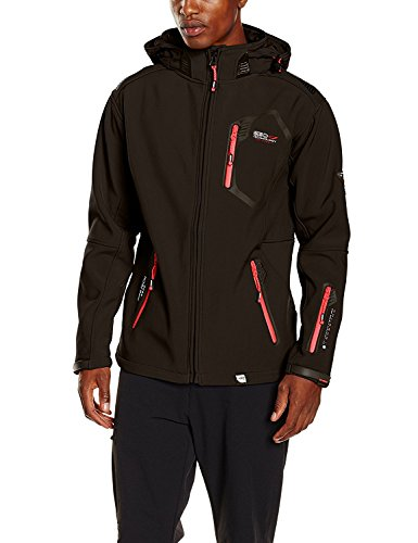 Geographical Norway WN012H Chaqueta, Negro, XL para Hombre