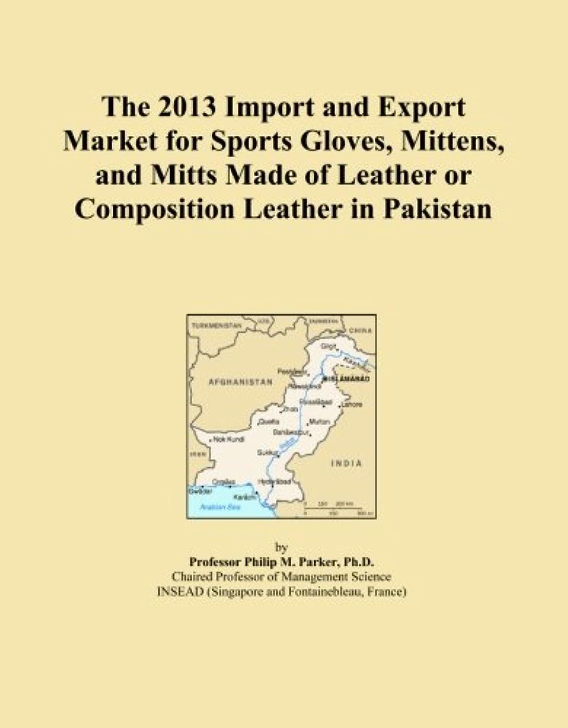 ハンサム古くなった恐ろしいThe 2013 Import and Export Market for Sports Gloves, Mittens, and Mitts Made of Leather or Composition Leather in Pakistan