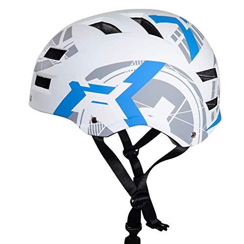 Automoness Skaterhelm,Kinder-Jugendhelme,Radhelm Kinderhelm Sporthelm CE-Zertifizierung,geschützt für Fahrrad, Rollschuh, Skateboard und Anderen Extreme Sports