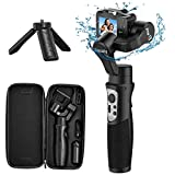 hohem <span class='highlight'>Gopro</span> Gimbal Stabilizer - 3-Ax<span class='highlight'>is</span> <span class='highlight'>Gopro</span> Gimle with Tripod for DJi OSMO Action, <span class='highlight'>Gopro</span> Hero 8/7/6/5/4, SJ CAM, YI, Sony RX0, other Action <span class='highlight'>Camera</span>s, Gimbal <span class='highlight'>Gopro</span> for Vlogger (hohem <span class='highlight'>iS</span>teady Pro 3)