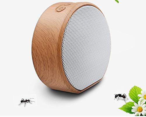 Mini-Bluetooth-Lautsprecher A60, kabelloser Subwoofer, Holzmaserung, Computer-Audio, Geschenkidee, schwarze Technologie