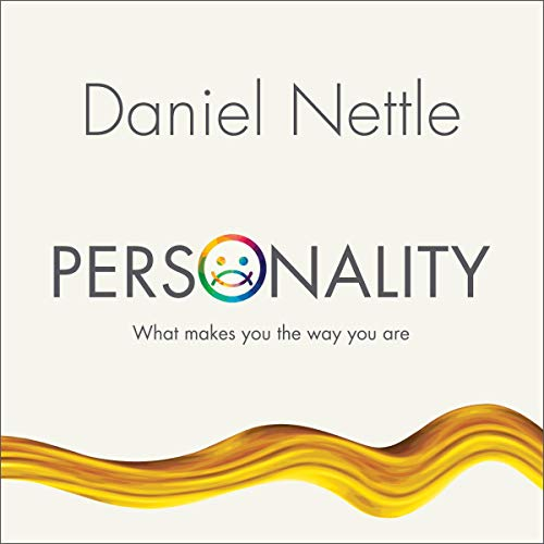 Personality audiobook cover art
