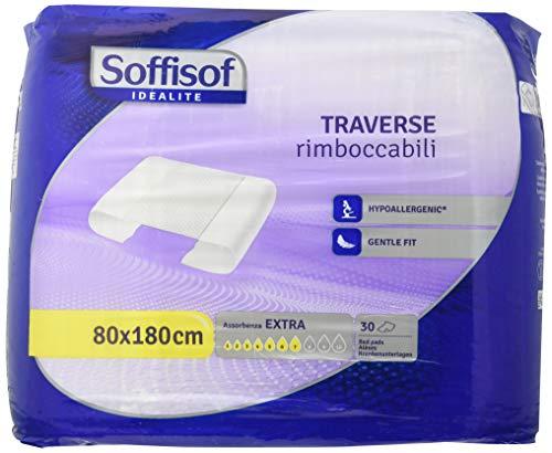 Soffisof Traverse Rimboccabili 80 X 180 Cm, Bianco, 30 Unità