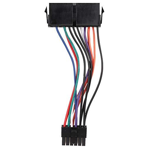 Chassis netsnoer, hoge kwaliteit Voor Acer Computer 24Pin naar 12Pin Host voedingskabel Lage weerstand, 15cm kabellengte, Ondersteuning 1150/1151 moederbord, hoge stroom