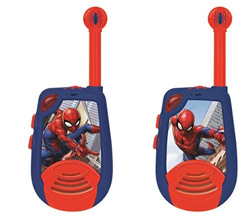 Ultimate Spiderman 3D Walkie-Talkies