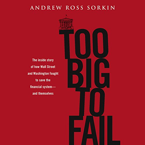 Too Big to Fail audiobook cover art