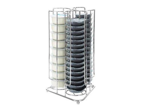 Capstore Capsules de café Tassimo rangement Capacité 27 Capsules EXpresso Tassimo ou T-Disks Pods