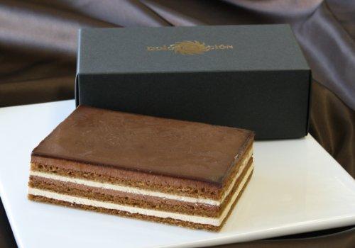 【この美味しさ 最上級】 オペラ 《Sサイズ》(チョコレートケーキ)