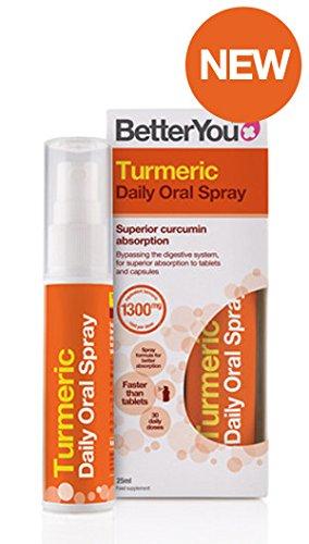 BetterYou Turmeric Spray 25ml