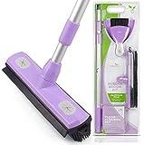 Best Carpet Rakes - Anoda Rubber Broom Pet Hair Carpet Rake Review
