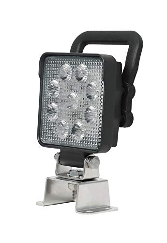 Hella 1GA 357 103-082 Arbeitsscheinwerfer - Hella ValueFit S1500 - LED - 12V/24V - 1500lm - geschraubt - Nahfeldausleuchtung - Deutsch