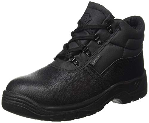 Blackrock SF02 Calzature Di Sicurezza, Unisex, Nero (black), 41