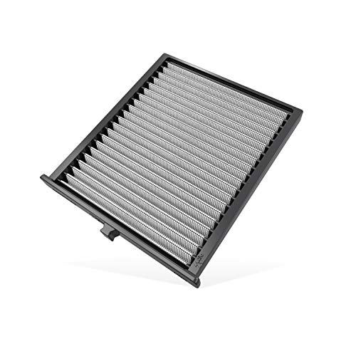 K&N Premium Cabin Air Filter: High Performance, Washable, Clean Airflow to your Cabin: Designed For Select 2012-2019 Mazda (6, 3, CX-5) Vehicle Models, VF2056