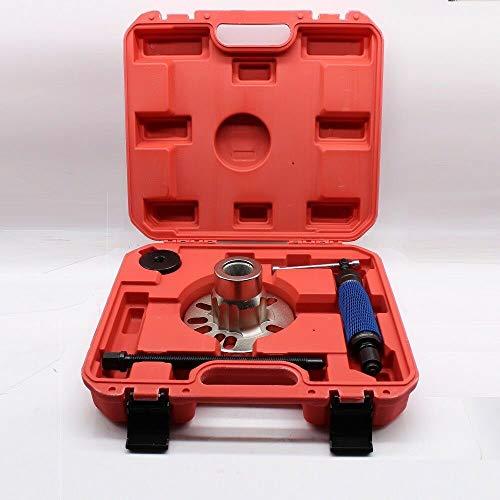 sujrtuj 10t Hydrauliknabenwerkzeug Hydraulikantriebswelle Abzieher Nabe Abzieher Nabenabzieher Demontagewerkzeug 96-125mm