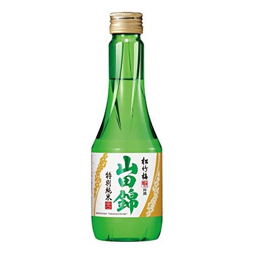 松竹梅 山田錦 辛口 特別純米