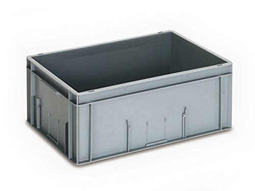 GCIP-RAKO GC604023P Behälter Rako, PP, 600 x 400 x 235 mm, Grau