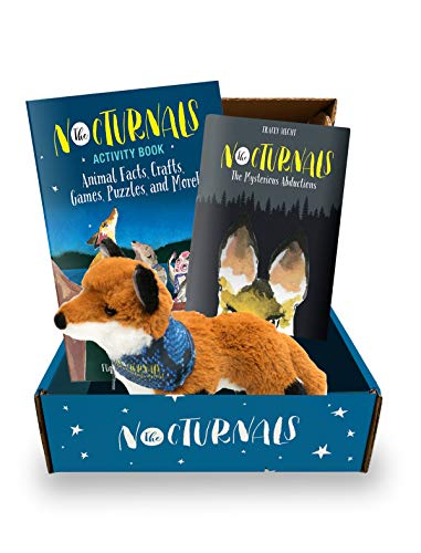 Compare Textbook Prices for The Nocturnals Adventure Activity Box: Chapter Book, Plush Toy and Activity Book The Nocturnals Activity Box Series, 1 Illustrated Edition ISBN 9781944020552 by Hecht, Tracey,Liebman, Kate