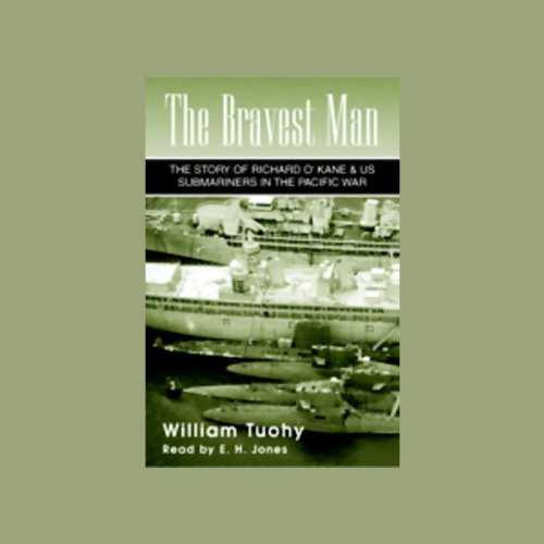 The Bravest Man cover art