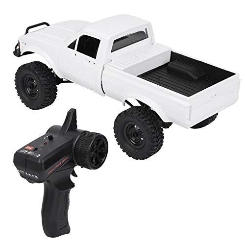 Shipenophy Mini vehículo de tracción en cuatro ruedas C24‑1 2.4G 1/16 RC Car Parent-child Juegos interactivos de adolescentes