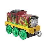 Thomas & Friends Trackmaster Locomotiva a Ruota Libera Salty Il Marinaio, Giocattolo per Bambini 3+ Anni, GHK62