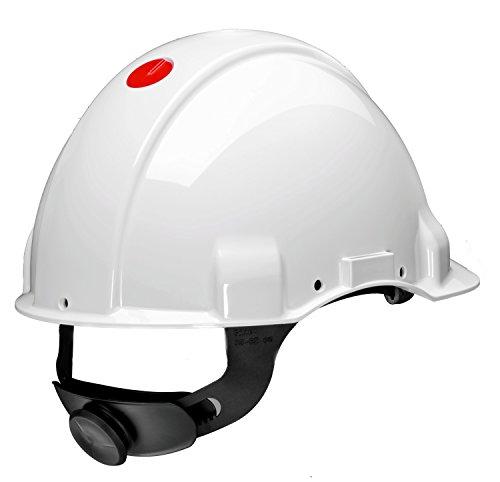 3M G3001MUV1000V-VI Casco de seguridad sin ventilación