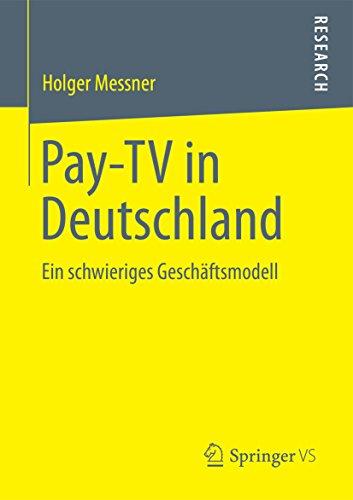 Pay-TV in Deutschland: Ein schwieriges Geschäftsmodell