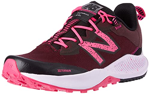 New Balance YPNTRV6, Zapatillas para Correr de Carretera, Pink GLO, 29 EU