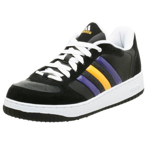 Adidas Men's BTB Low NBA Lakers Basketball Shoe