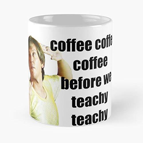 92Wear Mr G GGG Summer Heights High Teacher Funny Hilarious Comedy Comedian Silly - Best 11 Ounce Cerámica Coffee Mug Gift