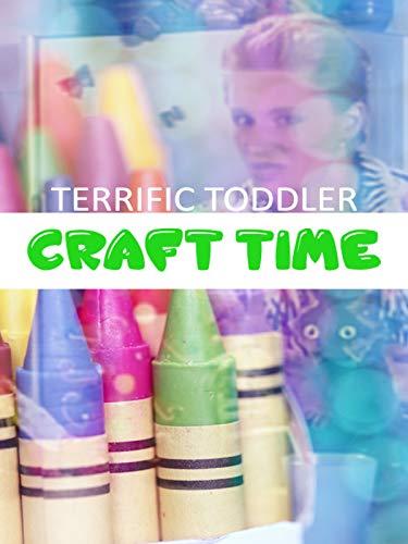 Terrific Toddler: Craft Time