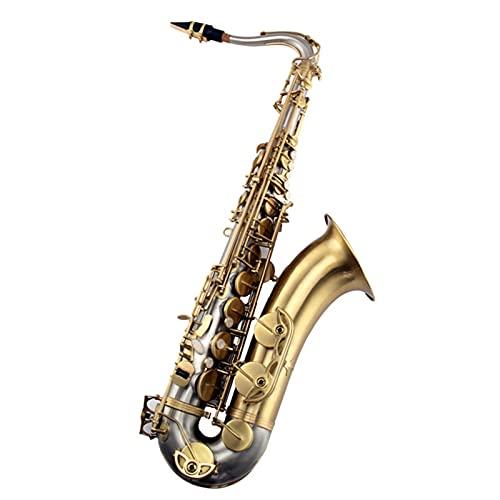 Saxophone Straight Tenor Saxophone in B Flat