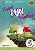 Storyfun. Level 5. Home fun booklet. Per la Scuola media
