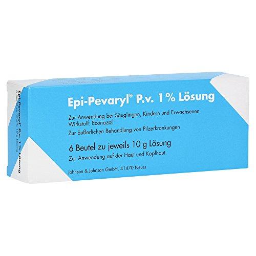 EPI PEVARYL P.v. Btl. Lösung 6X10 g