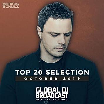 Global DJ Broadcast - Top 20 October 2019