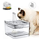 petnf 2020 Newest Upgraded Cat Fountain for Pet 3L,Dog Cat Water Fountain,Automatic Drinking