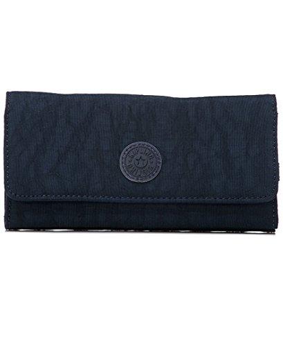 Kipling Brownie Large Organizer Wallet, True Blue, One Size